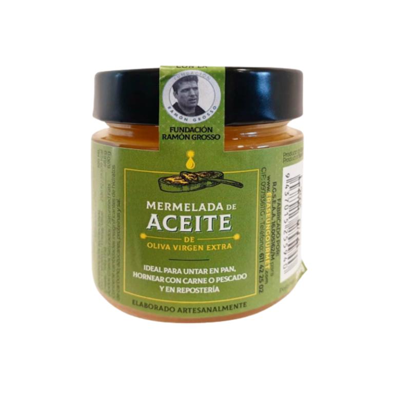 Mermelada de aceite de oliva virgen extra de Érase un gourmet