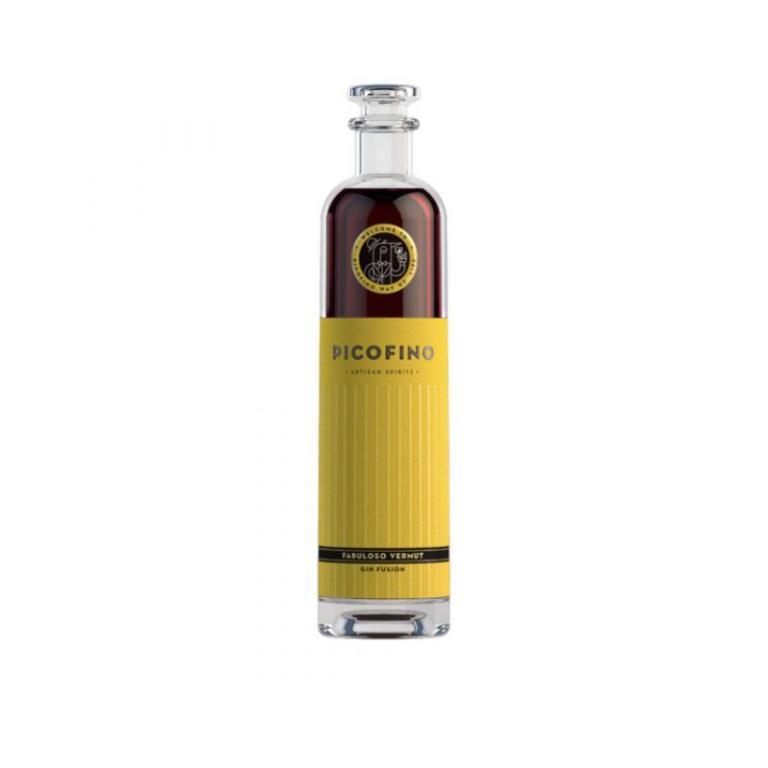 Vermut gin fusion picofino 75