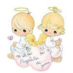Angelitos de Yema