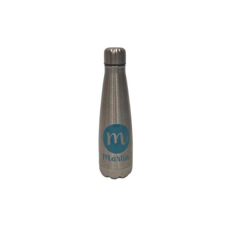 Botella nombre personalizada